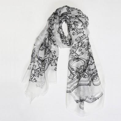 Luxury_Audrey_modal_white_black_print_silk_scarf-1