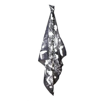 ButtnBee Luxury Silk Scarf; Invert
